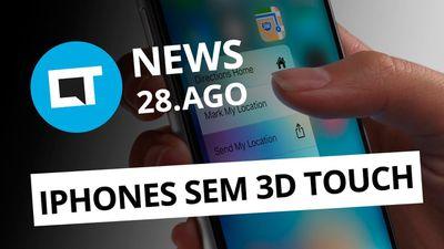 Correios taxará todas importações; LG lança G7 com Android One e + [CT News]