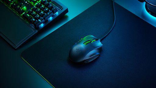 Análise   Razer Naga X é evolução absurda do mouse ideal para MMOs