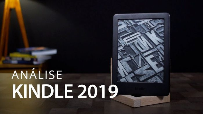 KINDLE 2019, mais BARATO que o Kindle Paperwhite [Análise