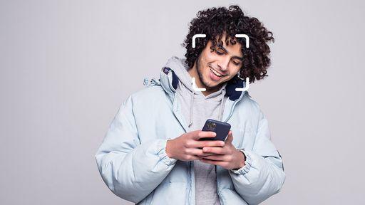 Como funciona o reconhecimento facial do celular
