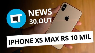 Novos iPhones custam até R$ 10 mil; Novos iPad Pro, Mac Mini e Macbook [CT News]