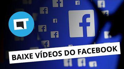Como fazer download de vídeos do Facebook e enviá-los no WhatsApp