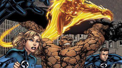 Marvel anuncia retorno dos quadrinhos do Quarteto Fantástico