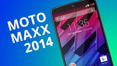 Moto Maxx, da Motorola: o smartphone do ano de 2014 [Análise]
