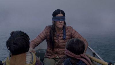 """Netflix pede que as pessoas parem com o """"Desafio Bird Box"""""""