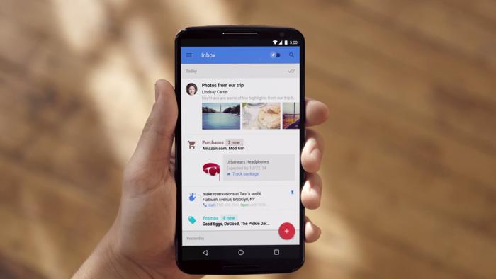 Google Inbox já está disponível para tablets Android e iPad