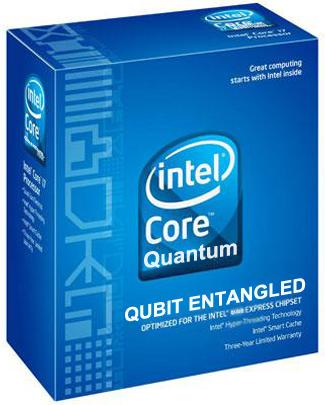 Como seriam vendidos os processadores quânticos