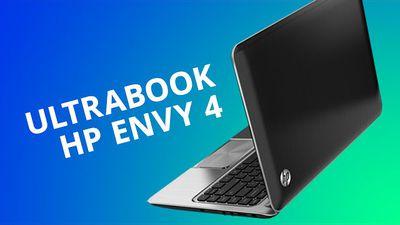 Ultrabook HP Envy 4 [Análise]