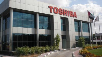 Toshiba poderá vender parte da divisão de memória flash para WD