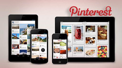 Pinterest lança aplicativo para iPad e aparelhos Android