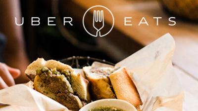 Uber lança serviço de entrega de comida em São Paulo