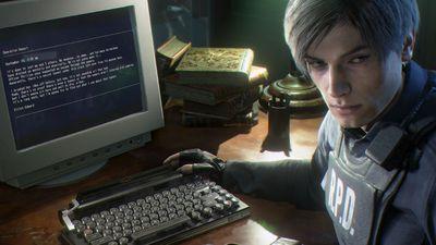 """No Japão, Resident Evil 2 terá pacote com """"máquina de escrever Bluetooth"""""""