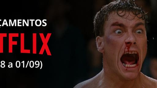Netflix: Confira os lançamentos da semana (26/08 a 01/09)