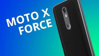 """Moto X Force, o aparelho de tela """"inquebrável"""" [Análise]"""