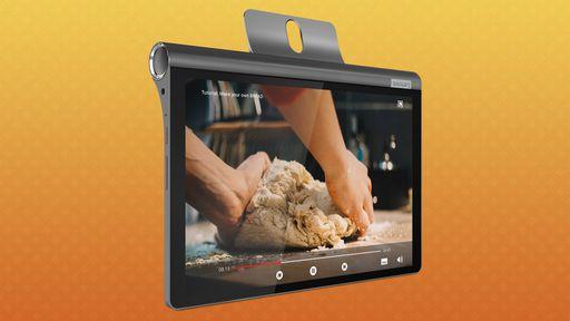 Lenovo Yoga Smart Tab chega ao mercado como híbrido de tablet e smart display