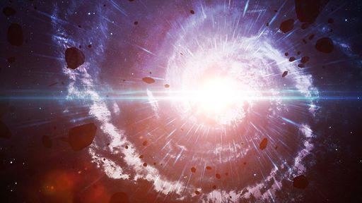 Simulação revela aglomerados microscópicos semelhantes a galáxias após Big Bang