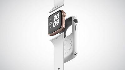 Conheça o case que pode transformar o seu Apple Watch em um iPod