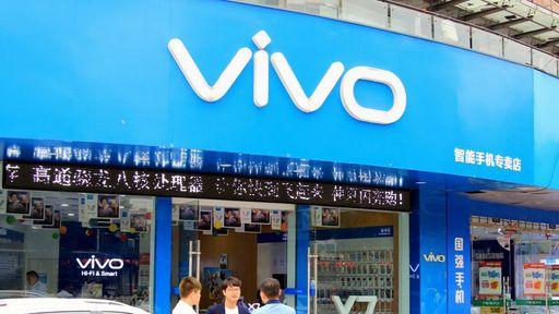 Chinesa Vivo registra patente de smartphone sem botões físicos