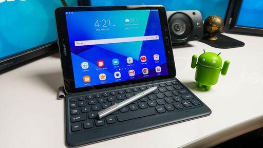 Galaxy Tab S4 deve vir com scanner de íris ao invés de leitor de digitais