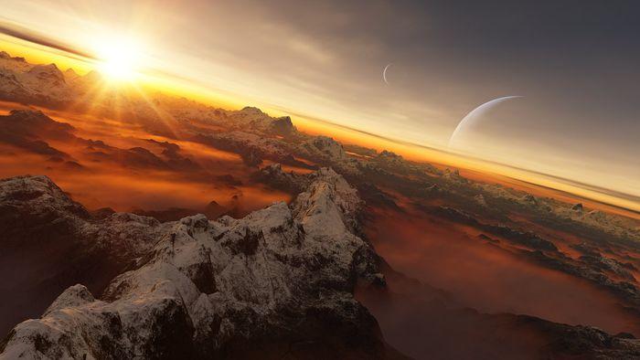 Alguns exoplanetas podem ter maior variedade de formas de vida do que a Terra