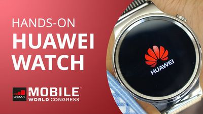 Huawei Watch: o relógio inteligente, bonito e elegante da chinesa [Hands-on | MW