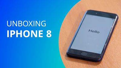 iPhone 8 [Unboxing]