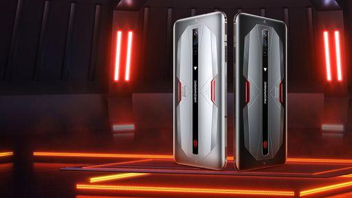 Red Magic 6 Pro ganha edição especial com tampa traseira transparente