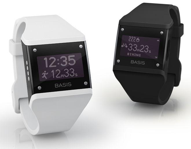 Os sensores foram acoplados a smartwatches baseados nos modelos da Basis, empresa adquirida pela Intel em março deste ano