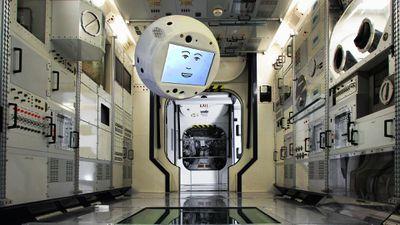 IBM envia cabeça robótica flutuante para a Estação Espacial Internacional