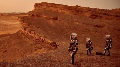 Pesquisa da NASA indica que viagem a Marte poderia causar danos ao cérebro