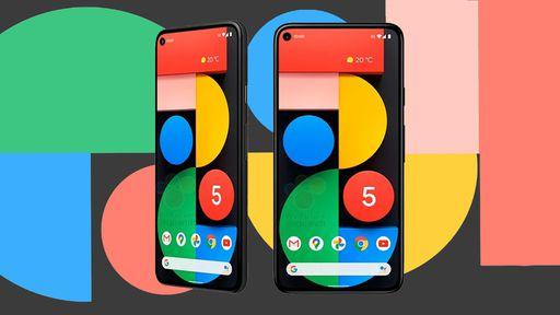 Pixel 5 vaza na íntegra uma semana antes do anúncio oficial