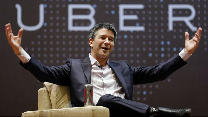 Travis Kalanick, fundador da Uber, vende US$ 547 milhões em ações da empresa