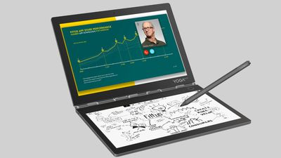 IFA 2018 | Lenovo Yoga Book C930 troca teclado físico por tela E-ink