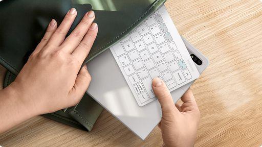 Samsung anuncia teclado Bluetooth que leva ao Modo Dex com um botão