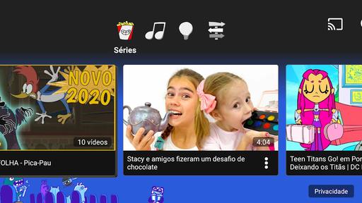 Como usar e configurar o YouTube Kids