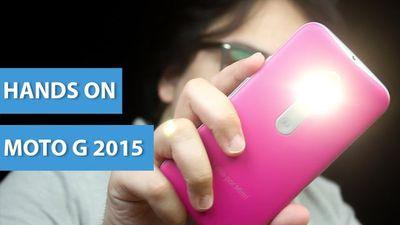 Moto G 2015 (3ª geração) [Hands-on]