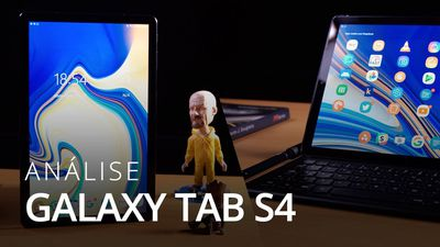 PC Android no Tablet? Samsung Galaxy Tab S4 [Análise / Review]