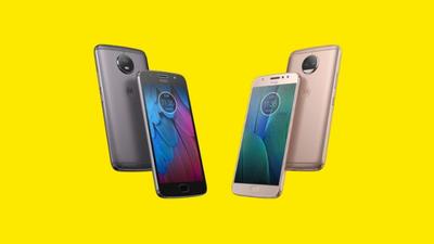 Moto G5s e G5s Plus agora estão disponíveis em duas novas cores