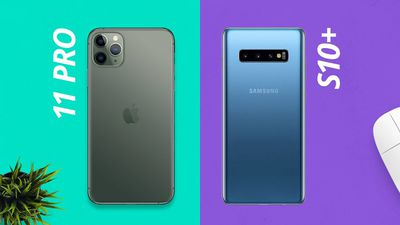 Comparativo: Samsung Galaxy S10+ vs iPhone 11 Pro