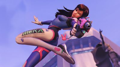 Nerf lançará arma inspirada na Light Gun da personagem D.Va, de Overwatch