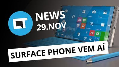Surface Phone deve chegar em breve; Samsung considera se dividir em duas e + [CTNews]