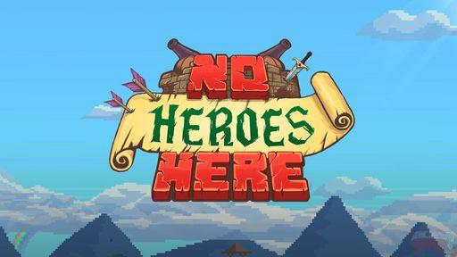 Análise   No Heroes Here tem nível dos melhores party games atuais