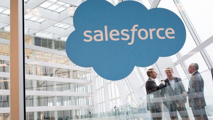 Salesforce anuncia parceria com Alibaba e irá expandir para a China