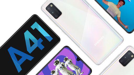 Galaxy A42 deve ser a aposta da Samsung para um celular 5G mais acessível