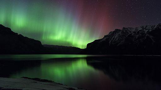 O atual ciclo solar está deixando as auroras boreais mais intensas
