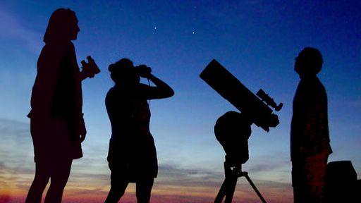Como se tornar um astrônomo amador?
