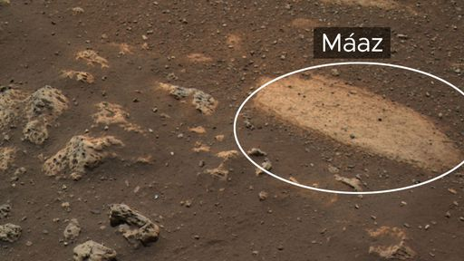 Em homenagem ao povo Navajo, Perseverance mapeará Marte com nomes nativos