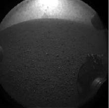 Foto da exploração Curiosity 05