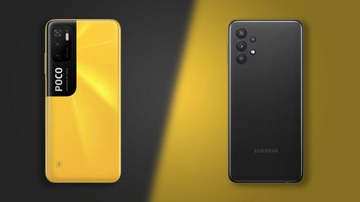 POCO M3 Pro 5G vs Galaxy A32 5G: qual é o melhor baratinho 5G do mercado?