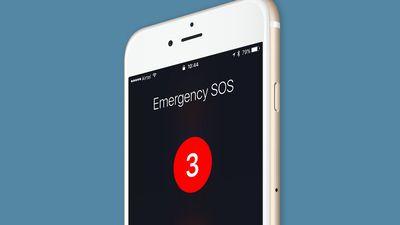 Modo de emergência do iOS vem gerando milhares de chamadas falsas à polícia